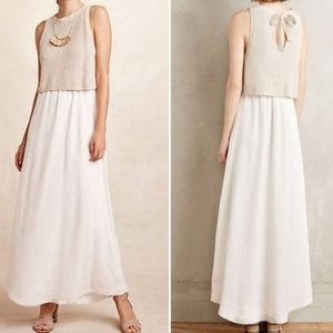 Anthropologie Moth Maxi